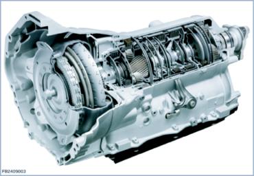 Функционирование 8-ступенчатой АКПП 8HP на примере БМВ E87